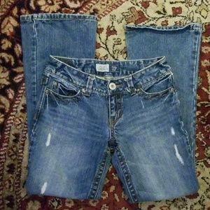 Distressed Aeropostale NWOT Jeans Size 4